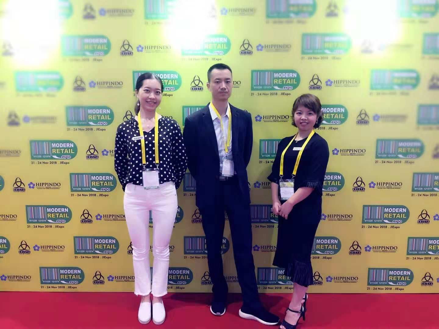 Emeno Attend Modern Retail Expo 2018 Exhibition